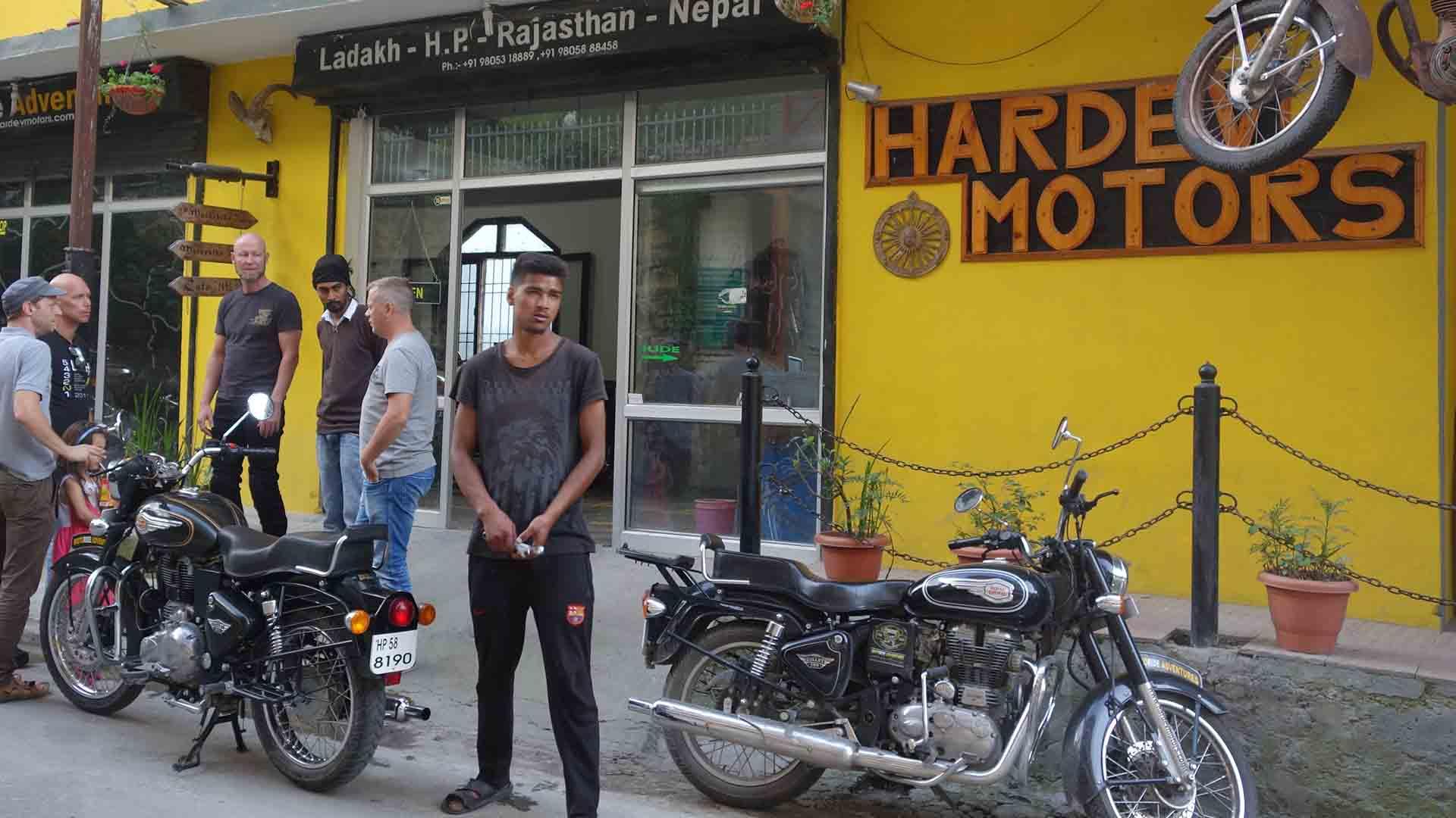 ladakh bike tour 2